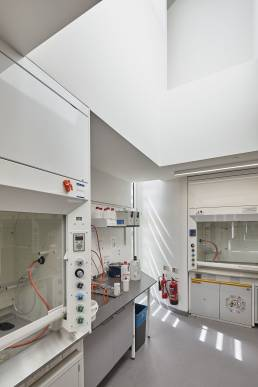 Chemistry Teaching Laboratory at University of Oxford, designed by FJMT Architects