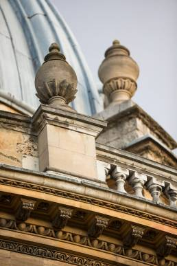 Detail of Radcliffe Camera, Oxford