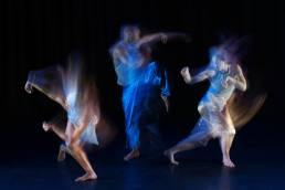 Gelede Dance Company performing at the Pegasus Theatre in Oxford