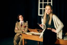 Theatre production of 'Arcadia' by Magdalen College School, Oxford