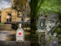 Physics Gin and Oxford Dry Gin by the The Oxford Artisan Distillery