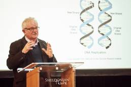 Sir Paul Nurse - James Martin Memorial Lecture at the Sheldonian Theatre in Oxford