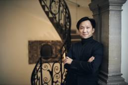 Prof Tien Ming Lee, Oxford Martin Visiting Fellow