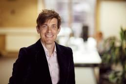 Professor Michael Osborne, co-Founder of Mind Foundry