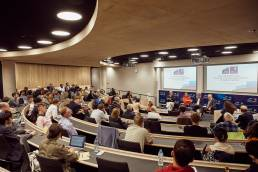 Launch of 'Renovating Democracy' at the Blavatnik School of Government in Oxford. In conjunction with the Berggruen Institute