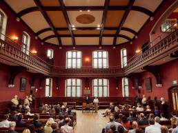 Debate with the Centre for Corporate Reputation Symposium at the Oxford Union