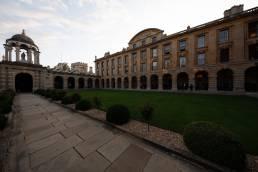 Queen's College Before