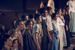A production of Reflections, a WW1 Drama (2018)